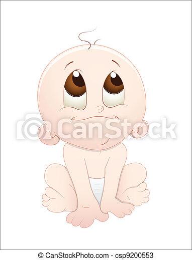 Lindo bebé - csp9200553