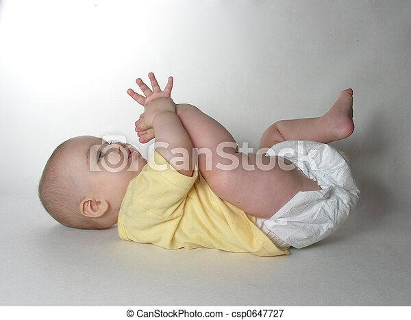 bebê - csp0647727