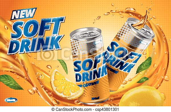 Nuevo refresco de limón - csp43801301