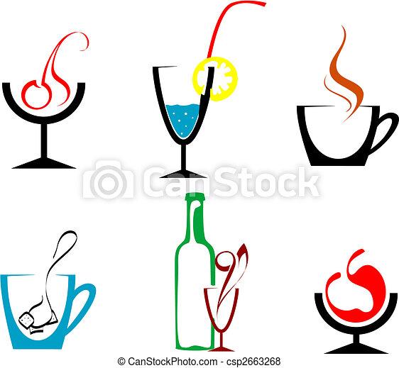 bebidas, bebidas - csp2663268