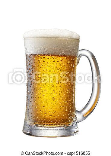 becher, bier - csp1516855