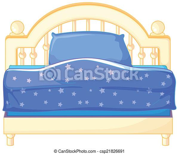 Bed - csp21826691