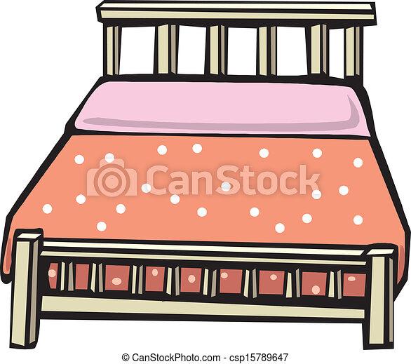 bed - csp15789647