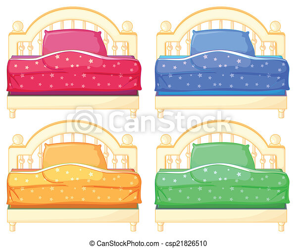 Bed set - csp21826510