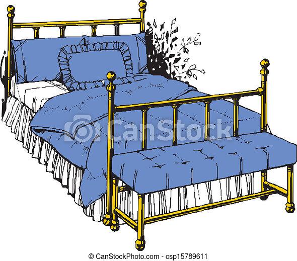 bed - csp15789611