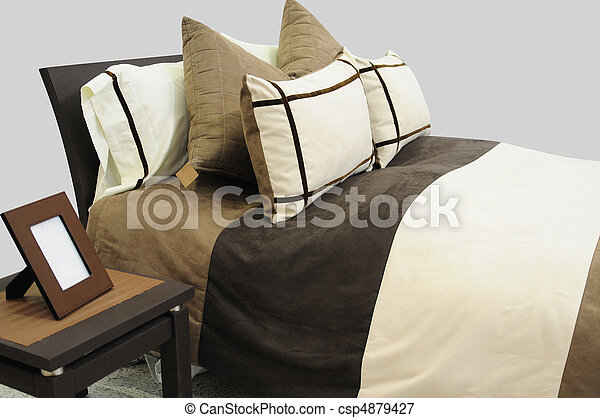 bedding. - csp4879427