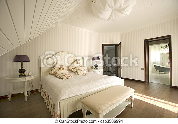 bedroom - csp3586994