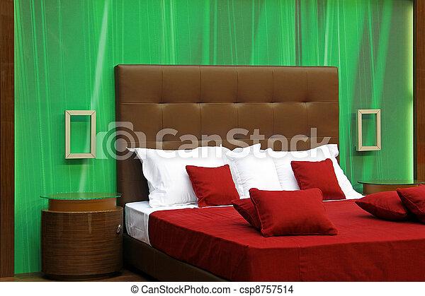 Bedroom - csp8757514