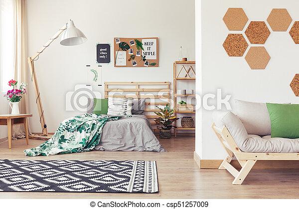 Ecological Furniture Ecological Furniture By Woomo Petit - Ecological-furniture-for-kids-bedroom-by-hiromatsu