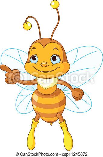 Bee - csp11245872