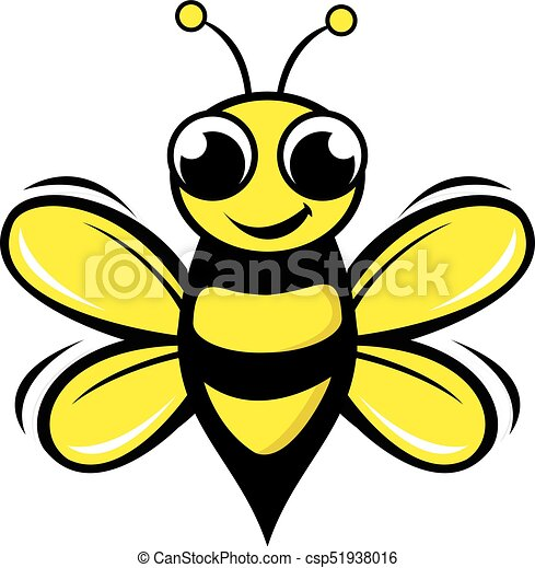 bee logo design concept abstract creative bee icon vector clip art rh canstockphoto com honey bee look like honey bee ligonier pa