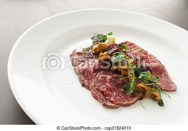 beef carpaccio - csp31824010