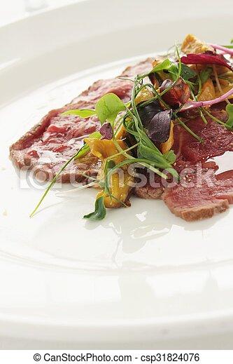 beef carpaccio - csp31824076