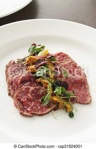 beef carpaccio - csp31824001