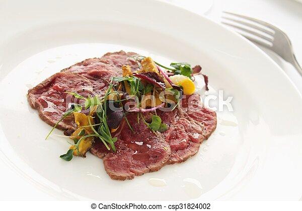 beef carpaccio - csp31824002