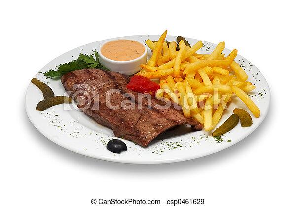 beef steak - csp0461629