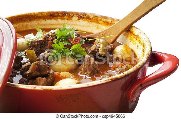 Beef Stew - csp4945066