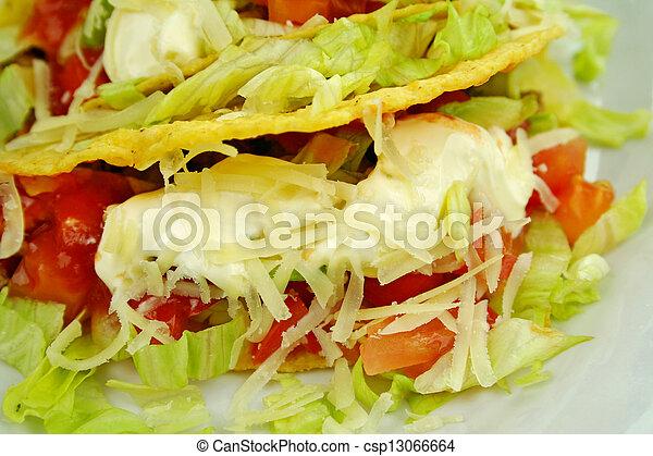 Beef Tacos - csp13066664