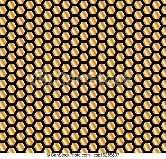 beehive background - csp15285807