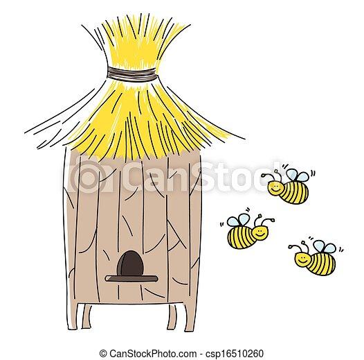 Beehive - csp16510260