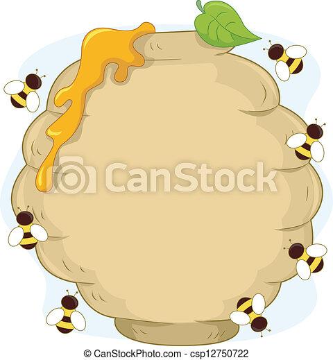 Beehive - csp12750722