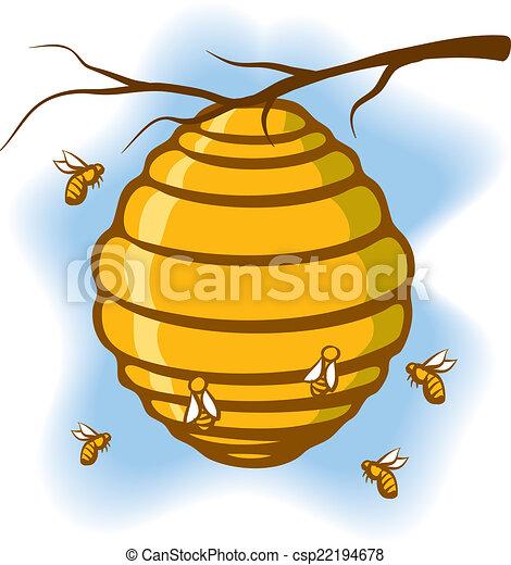 BeeHive - csp22194678
