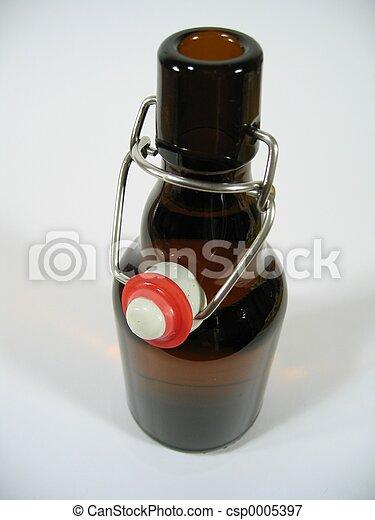 Beer Bottle I - csp0005397