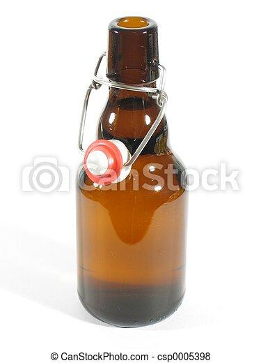 Beer Bottle II - csp0005398