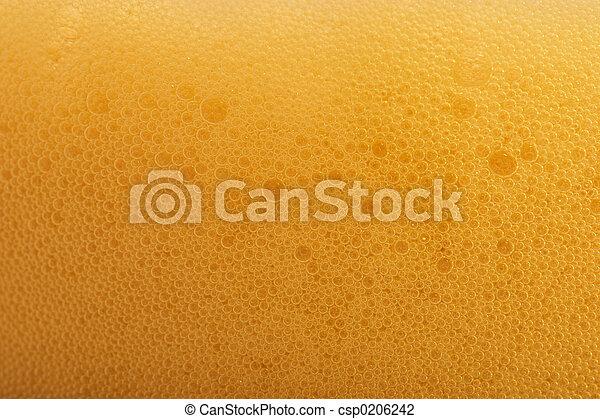 Beer Bubbles - csp0206242