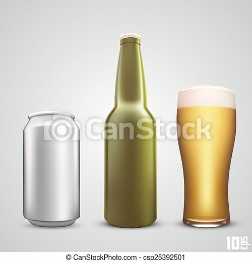 Beer collection - csp25392501