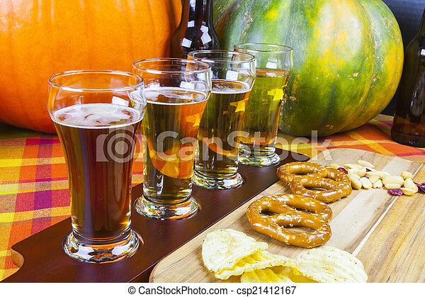 Beer Flight - csp21412167