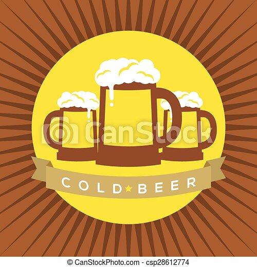 beer. - csp28612774