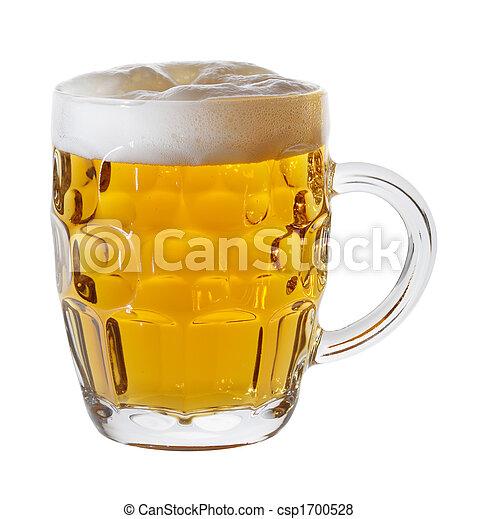 beer mug - csp1700528