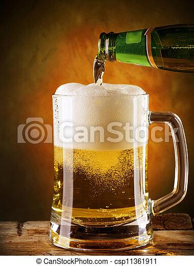Beer  - csp11361911