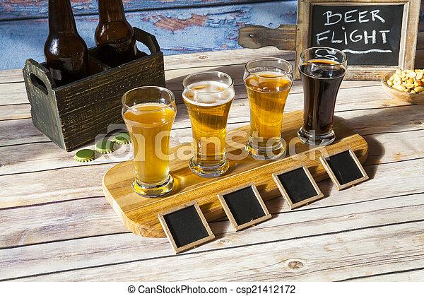 Beer Tasting - csp21412172