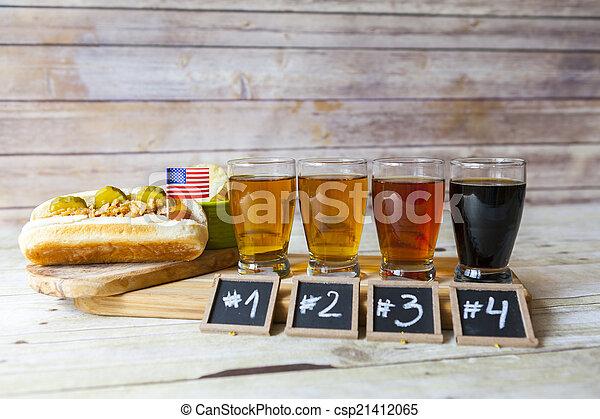Beer Tasting - csp21412065