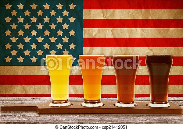 Beer Tasting - csp21412051