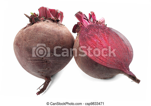 Beet vegetable - csp9833471