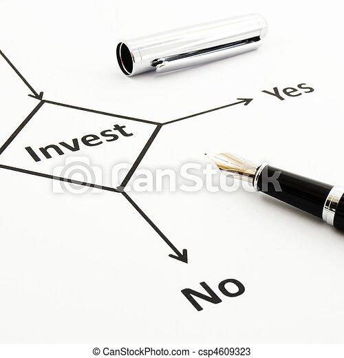 befektetés - csp4609323