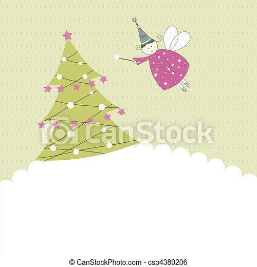 begivenheder, liv, hilsen card, din - csp4380206