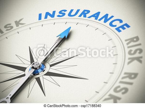 begreb, forsikring, forsikring, eller - csp17188340