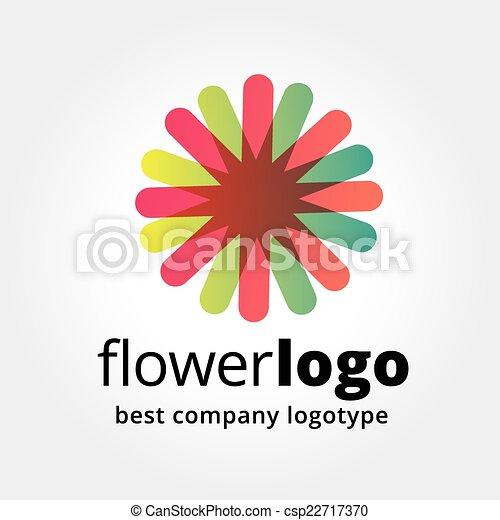 begriff, abstrakt, logotype, freigestellt, vektor, hintergrund, weißes - csp22717370