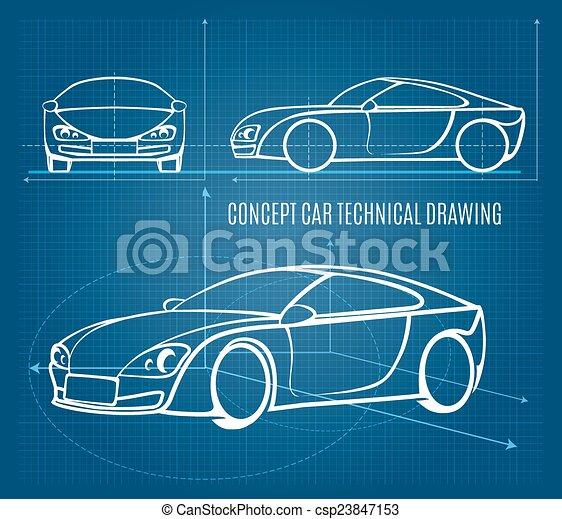 Technische zeichnung Clip Art Vektor und Illustration. 19.877 ...