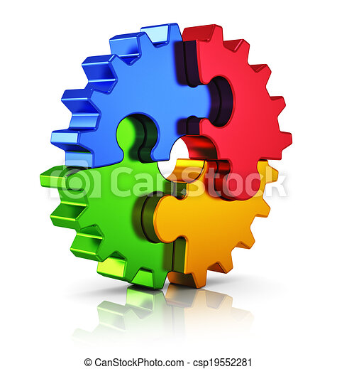 Business Kreativität und Erfolgskonzept - csp19552281