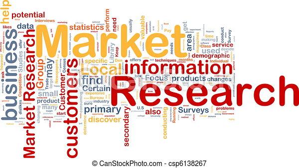 Marktforschungskonzept - csp6138267