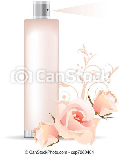 behälter, parfüm - csp7280464
