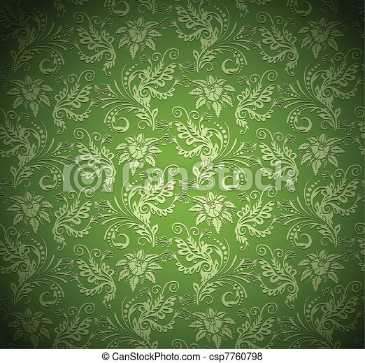 behang, achtergrond, textuur - csp7760798