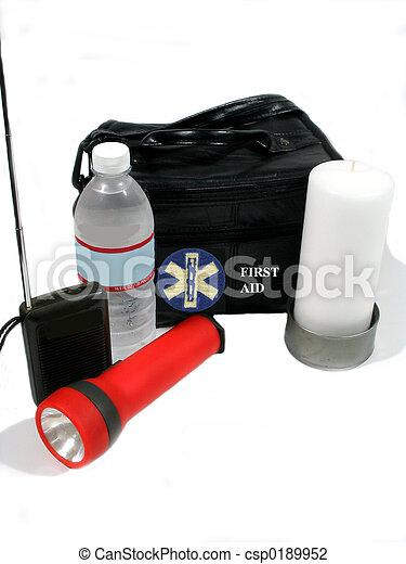 beholdningerne, nødsituation - csp0189952