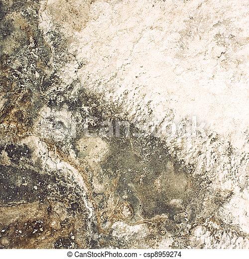 Beige Marmor Textur - csp8959274