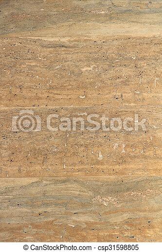 Beige marble texture - csp31598805